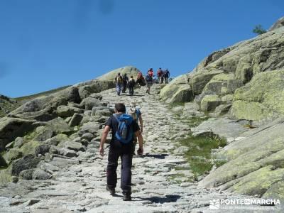 La Mira - Los Galayos (Gredos);cordillera subbética rutas sierra de guadarrama rutas por el escoria